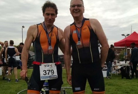 13/05/18 – East Grinstead Sprint Triathlon