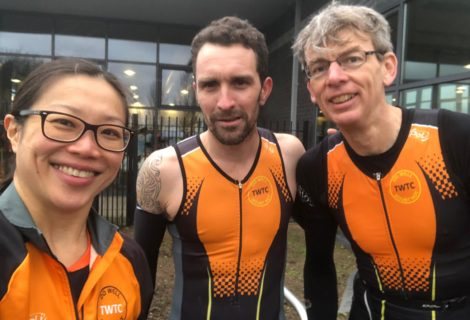 20/02/19 – Winning start for Couchman and Bagge