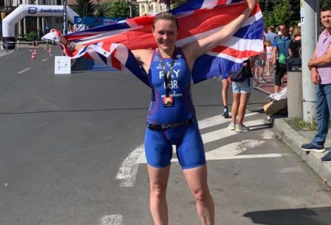 03/07/19 – Hard work pays off for Amy at European Duathlon