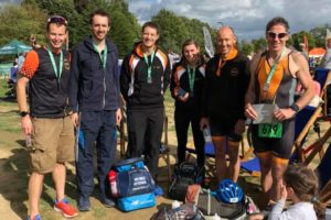 30/08/2019 – Hever podiums places for Whitby and Howard
