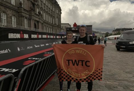 26/08/2019 – Tale of the tape for Ironman debut