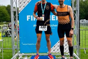 5/8/19 – Wells trio on the podium at Bewl