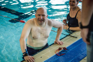 GO TRI a swim session with Tunbridge Wells TC #TriJanuary