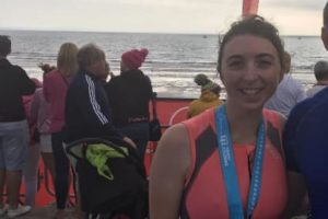 14/10/2019 – Bagge takes plunge in Shropshire and ends up third fastest on the day