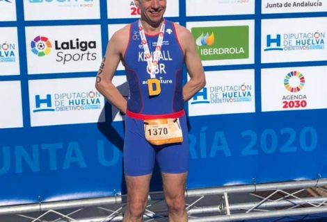 Kendall and Thomson shine for Team GB in European Duathlon